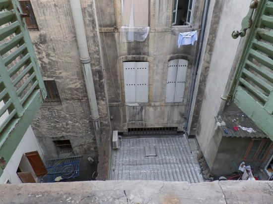 Hotel de Rome et St Pierre : View from Room 306