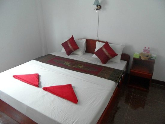 Panda Guesthouse: Deluxe Double Room