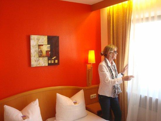 Centro Hotel Mondial: Quarto do hotel