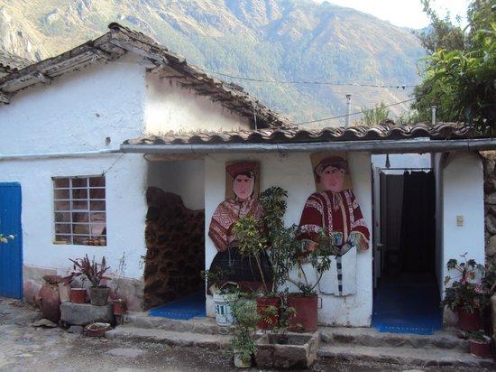 Hostal El Tambo: Baños