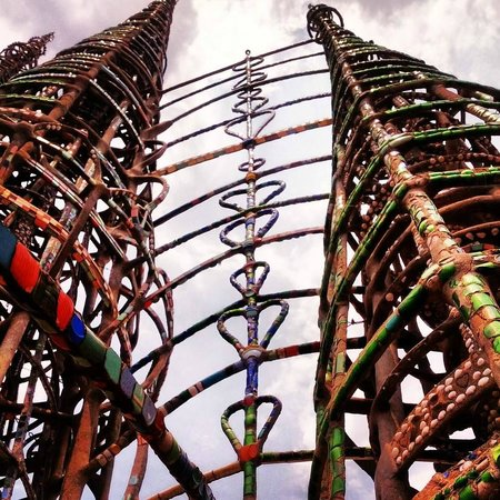 Watts Towers: A labor of love