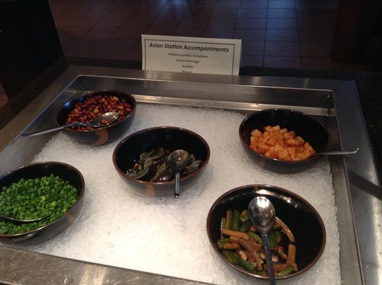 Hyatt Regency Grand Cypress: Breakfast Buffet