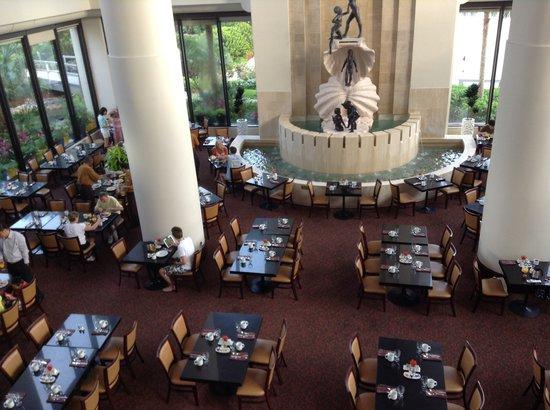 Hyatt Regency Grand Cypress: Restaurant