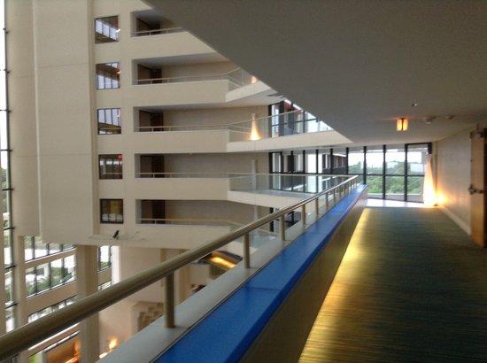 Hyatt Regency Grand Cypress: Hotel