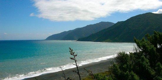 Featherston, Nueva Zelanda: Pacific Ocean