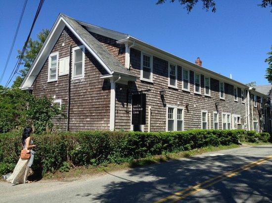Salt House Inn: B&B