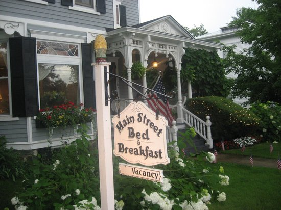 ‪‪Main Street Bed and Breakfast‬: Main Street Bed and Breakfast‬
