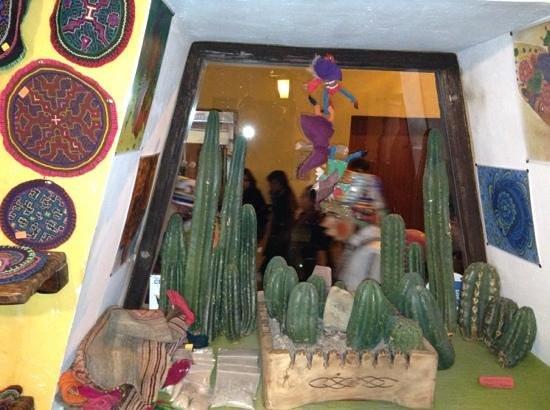 Ayahuasca - Arte Cafe Conocimiento: art and food for the heart at Ayahuasca Cafe