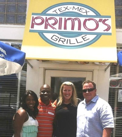 Food Tours of America: Primo's - delicious!