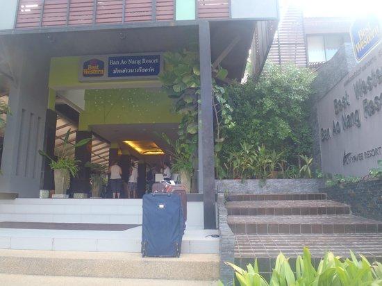 Anyavee Ban Ao Nang Resort: a
