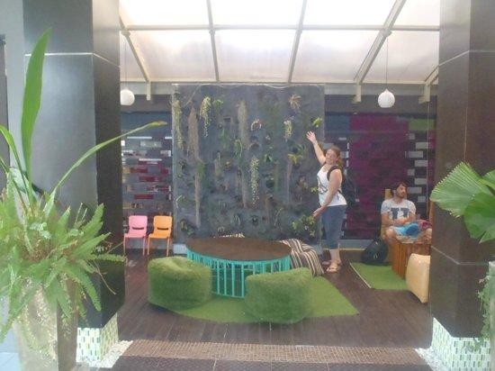 Anyavee Ban Ao Nang Resort : a