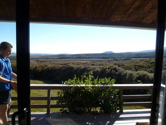سكوتيل ألبين ريزورت: Good cabin view