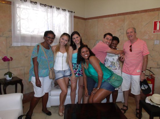 Hotel Carioca : Recepção do Hotel