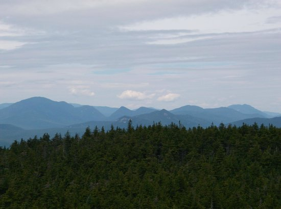 Mount Chocorua : Summit View