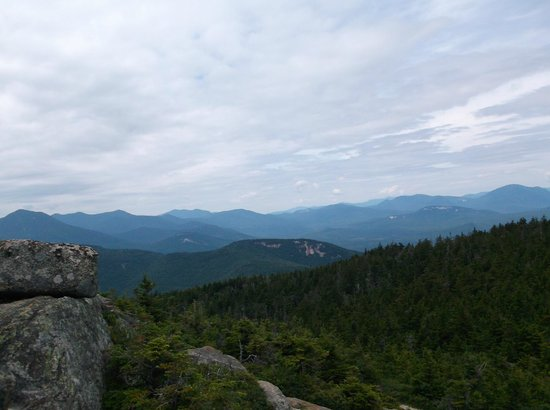 Mount Chocorua: Summit View