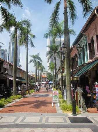 Kampong Glam place