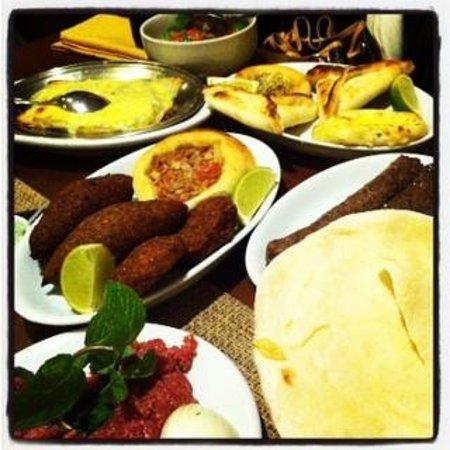 Al Nur: pratos