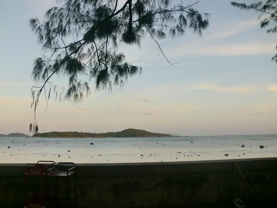 Club Bamboo Boutique Resort and Spa : Nice view in Patong