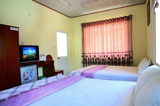 Hai An Hotel: Quad Room