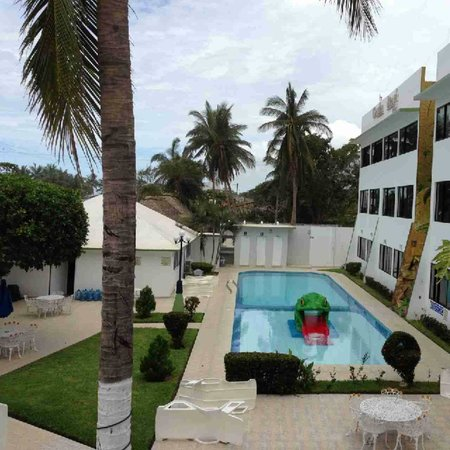 Puerto Arista, Meksyk: Excelente Hotel