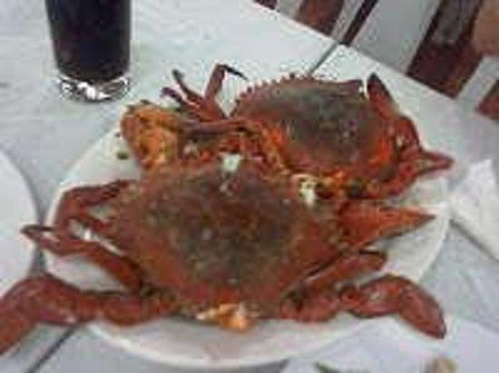Dampa Sa Libis: Steam crab