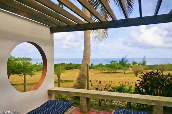 Hacienda Tamarindo: The view from our room