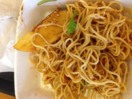 Marco & Lucas: Spicy noodles