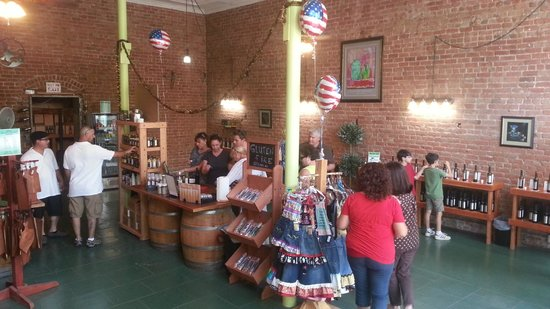 Bisbee Olive Oil: store
