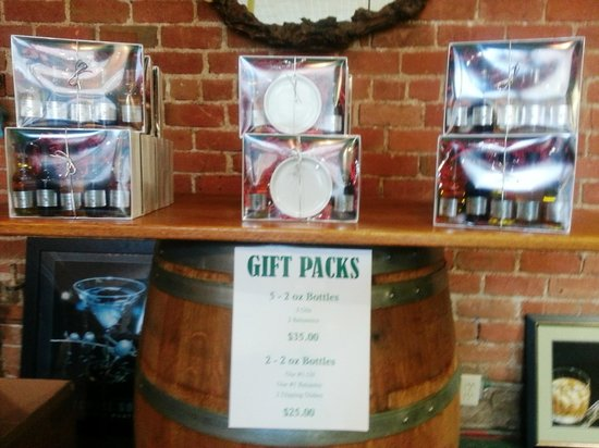 Bisbee Olive Oil : gift pack