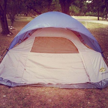 Medina Highpoint Resort: Tent
