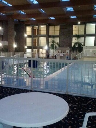 Ramada Lansing Hotel And Conference Center : relaxing