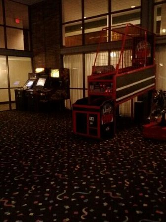 Ramada Lansing Hotel And Conference Center: something for everyone