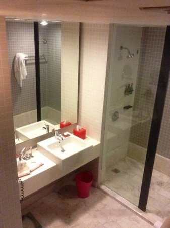 G Hotel Gurney Small Toilet Without A Bathtub