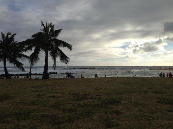 Marriott's Waiohai Beach Club: beach