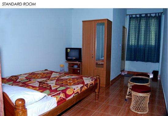 Srimangala, Ấn Độ: standard room
