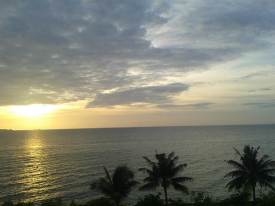 InterContinental Pattaya Resort: Views from infiniti!