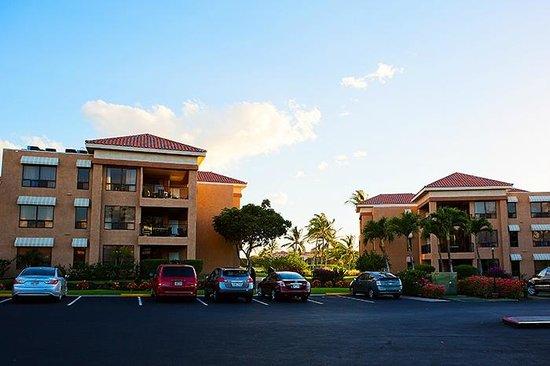 The Bay Club at Waikoloa Beach Resort: hotel grounds