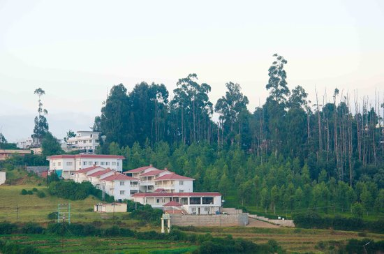 Booking rooms through travelspice review of palve - Best hotels in ooty with swimming pool ...