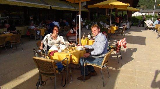 Hotel Achentalerhof: A l'hôtel