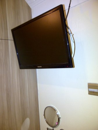 Arianna Hotel: Room with LCD