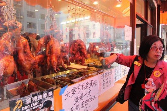 Wok Wiz Chinatown Tours : Choices