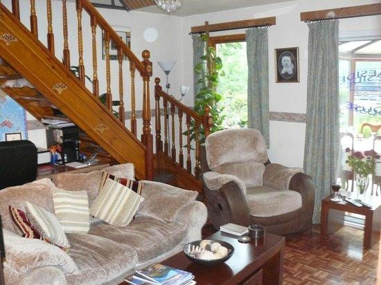 Braeside House: Lounge