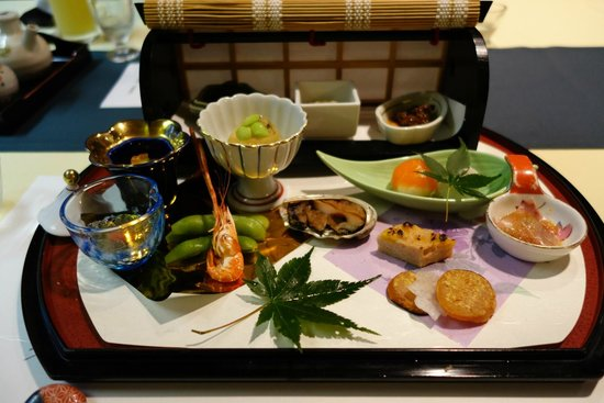 Kiyosato Kogen Hotel: 和食の前菜
