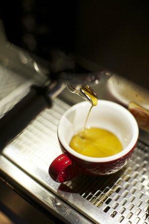 Za-Za's Cucina Italiana: Genovese coffee