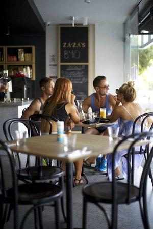 Za-Za's Cucina Italiana: Brunch Bunch