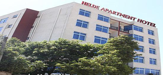 Partner Hotel: helde apartment hotel exterior