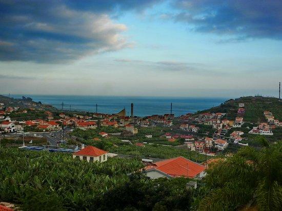 Residencial Do Vale: Vista  da cidade do terraço da Residencial