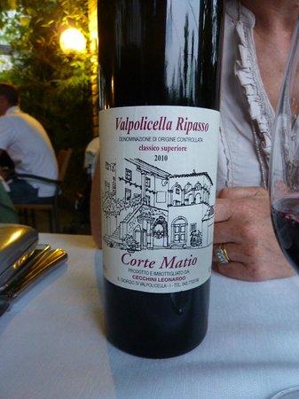 Dalla Rosa Alda: Sensational wine made in the village