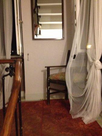 Hotel Castello Miramare: corridoio