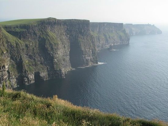 Limerick Strand Hotel: Cliffs of Moher - not far away